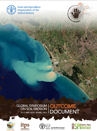 Global Symposium Soil Erosion Outcome Doc