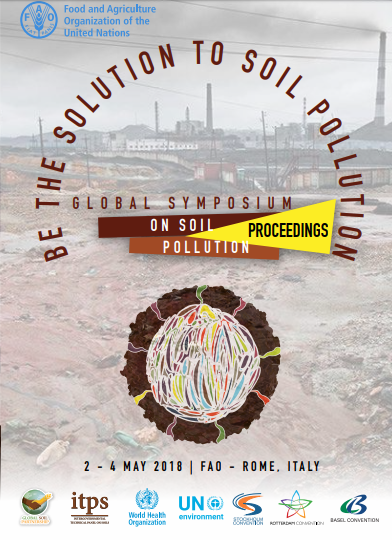 Proceedings of the Global Symposium on Soil Pollution 2018
