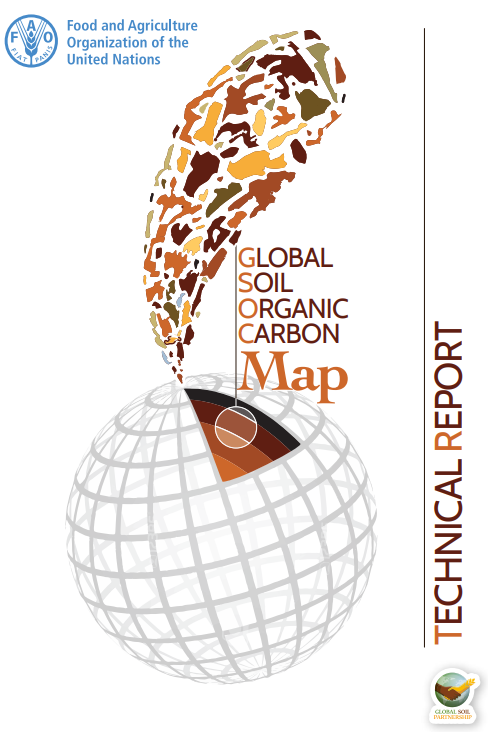 Soil Org Carb Map TecRep