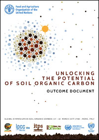 Soil Organic Carbon the hidden potential